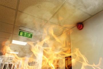 Požární systémy (EPS)
